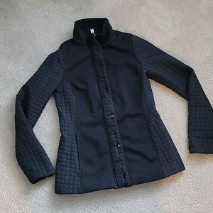 Fabletics Black Jacket Size Small